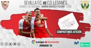 Previa Sevilla FC vs CD Leganés