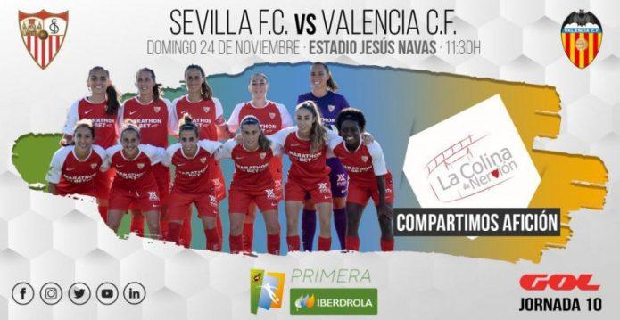 El Sevilla Femenino busca su fortín
