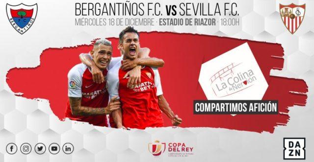 Previa del partido entre el Bergantiños y el Sevilla