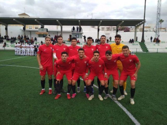 Once del Sevilla Atlético ante el Granada B | Imagen: SEvilla FC
