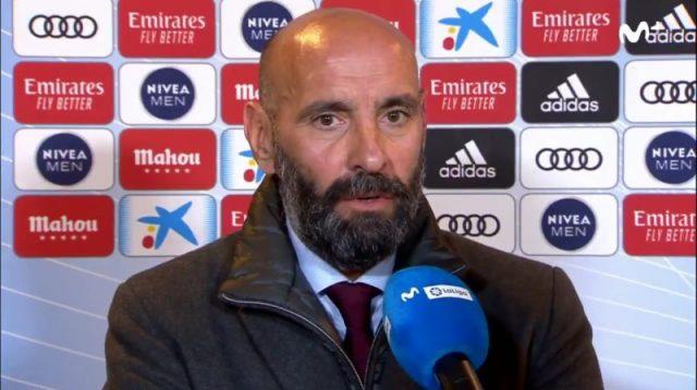 Monchi Sevilla FC