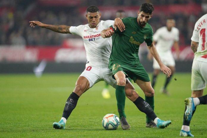 Diego Carlos Sevilla FC noticias partido athletic club LaLiga santander