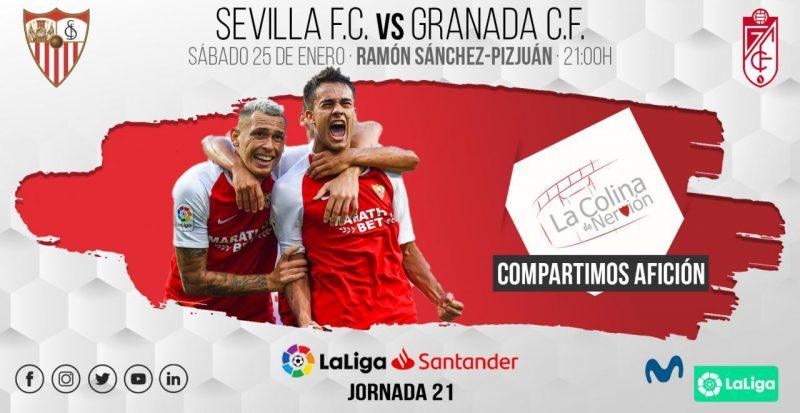 Previa del partido del Sevilla ante el Granada