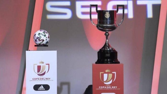 Así será el sorteo de octavos la Copa del Rey
