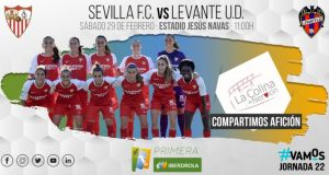 Previa Sevilla Femenino Levante Liga Iberdrola