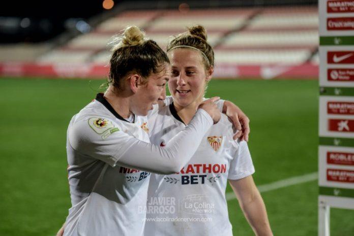 Las mejores fotos del partido entre Sevilla Femenino y Levante en Copa