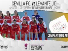 Previa del partido entre el Sevilla FC Femenino y el Levante U.D.