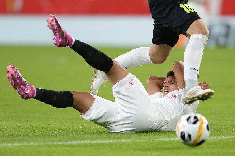 Rony Lopes no cuenta para Julen Lopetegui en el Sevilla FC   Imagen: CRISTINA QUICLER / AFP - Getty Images
