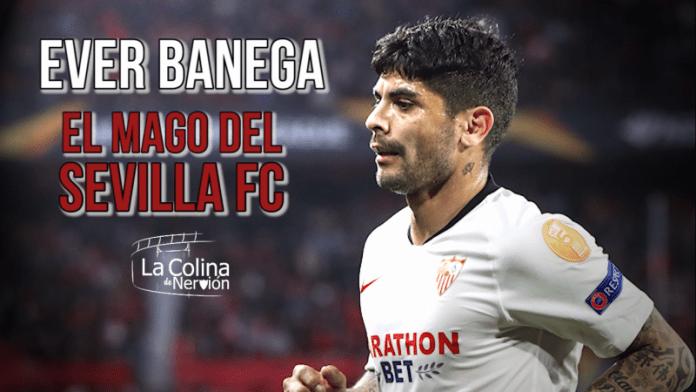 Éver Banega, el mago del Sevilla FC