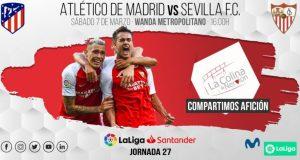 Sevilla FC - Atlético de Madrid