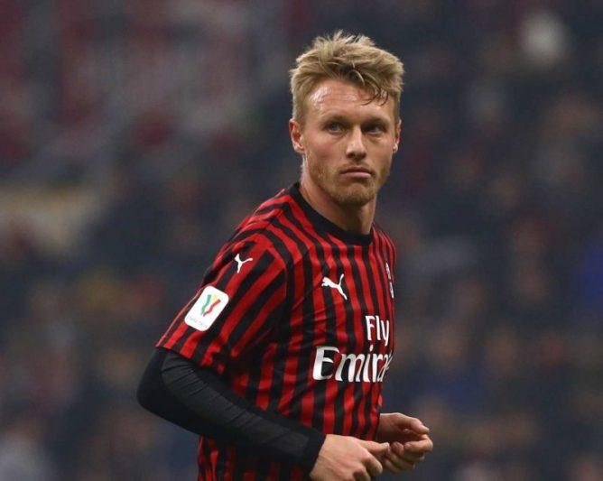 Simon Kjaer se quedará en el Milán