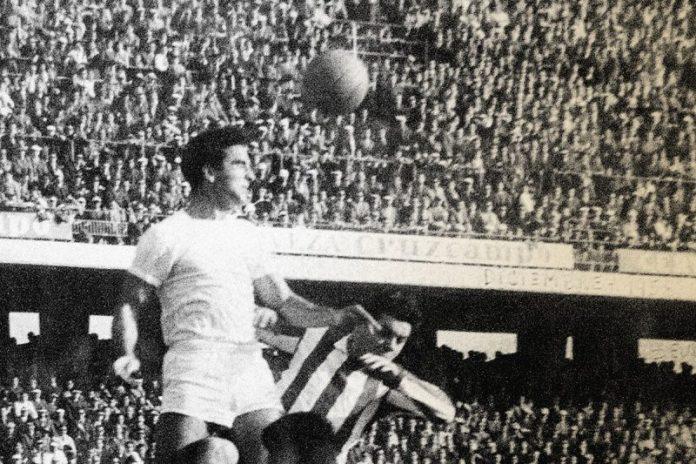 Campanal II, uno de los integrantes del histórico once del Sevilla FC    Â Imagen: ABC