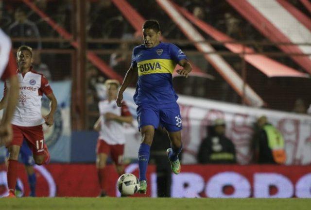 Nahuel Molina, una alternativa para el lateral derecho del Sevilla FC