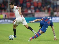 Partido Sevilla FC-UD Levante Copa del Rey