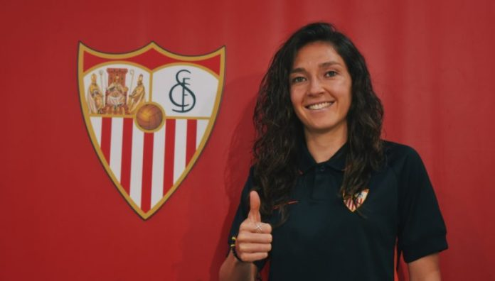 Natalia Gaitán, cuarto fichaje del Sevilla FC Femenino