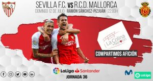 Imagen Previa Sevilla FC - Mallorca | LCDN
