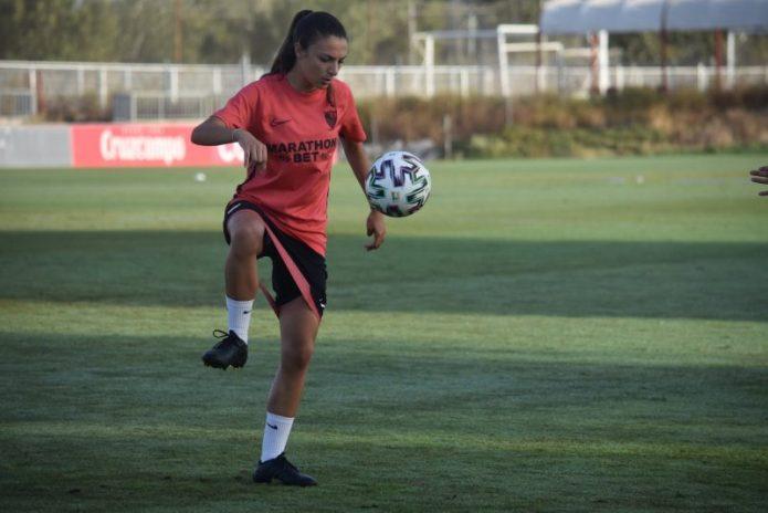 Inma Gabarro renueva con el Sevilla FC Femenino