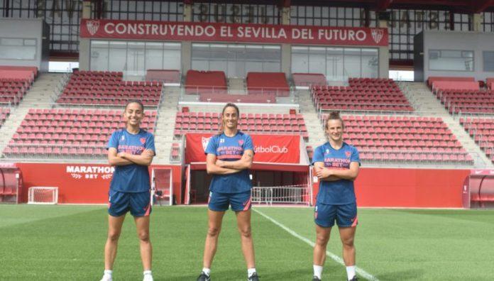 La plantilla del Sevilla FC Femenino 20/21 ya tiene capitanas