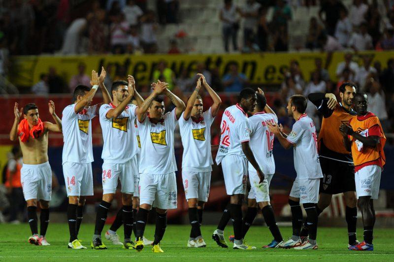 sevilla fc aplauso noticias fútbol club real madrid