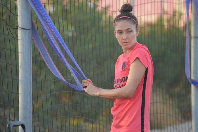 Natalia Gaitán: «Llegamos en un buen momento al inicio de la temporada»