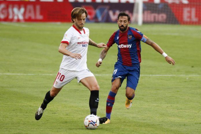 Sevilla FC Levante Rakitic