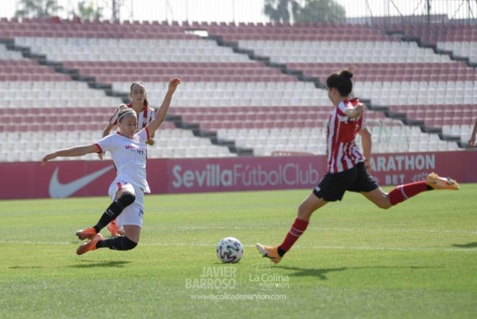 El Sevilla FC Femenino – Athletic Club, en fotos