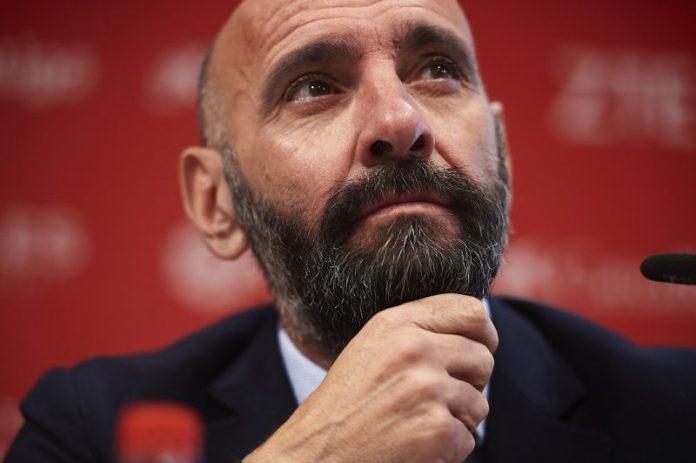 Monchi, sobre Bryan Gil: «Se está labrando a un jugador grande para el Sevilla FC»