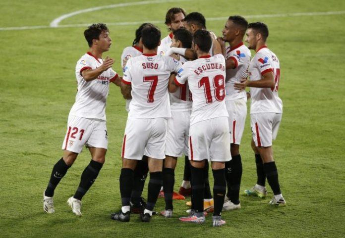 El probable once del Sevilla FC ante el Granada CF