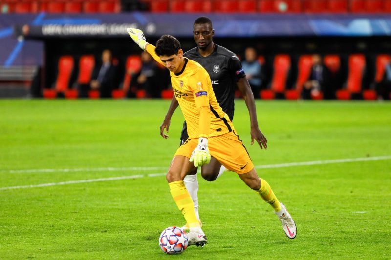 yassine bounou bono sevilla fc noticias fútbol club
