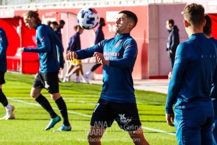 Antonio Zarzana sevilla fc cantera sevilla atlético noticias fichajes