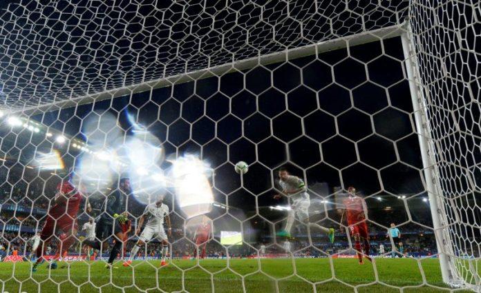 Sevilla Fútbol Club Real Madrid