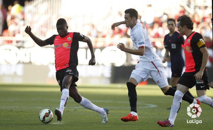 El Sevilla FC se enfrentará a la UD Almería en cuartos de la Copa del Rey