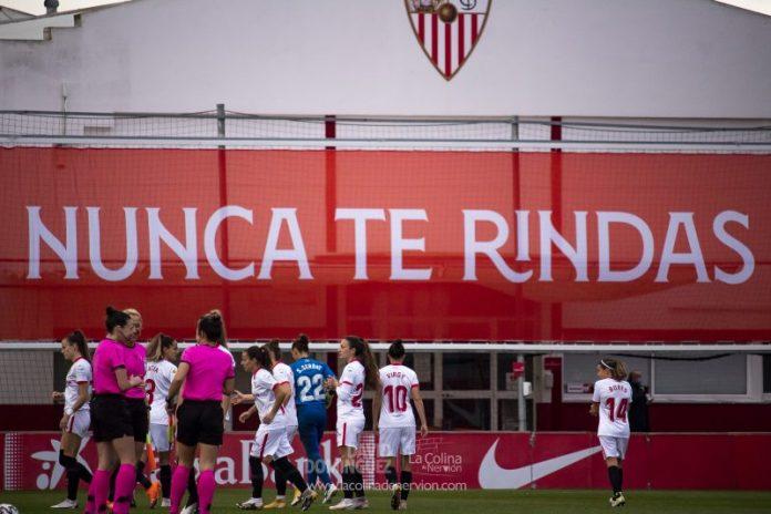 El empate entre Sevilla FC Femenino y Santa Teresa Badajoz, en imágenes