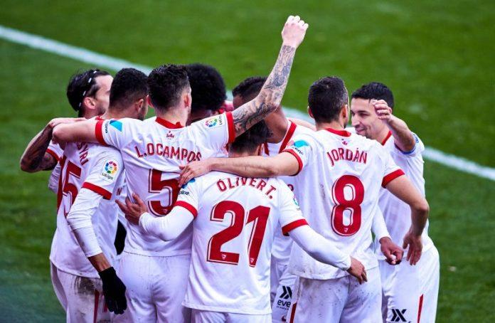 El Sevilla FC, obligado a ganar al Athletic Club para seguir vivo