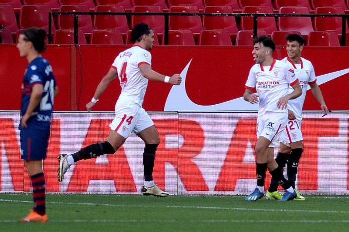 Munir y un Bono estratosférico le dan la victoria al Sevilla FC