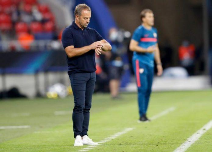 Hans-Dieter Flick pone al Sevilla FC a la altura de PSG y Manchester City