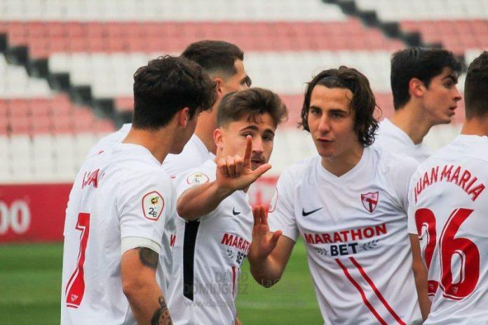 Iván Romero Sevilla FC Atlético