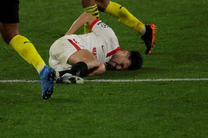 El penalti sobre Munir que se debió de señalar