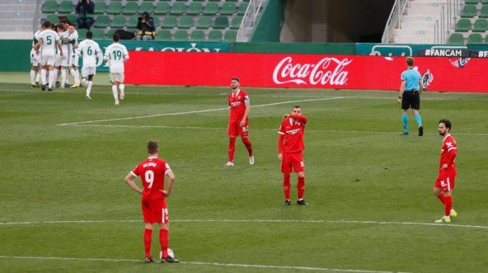Una derrota que deja al Sevilla FC en alerta roja