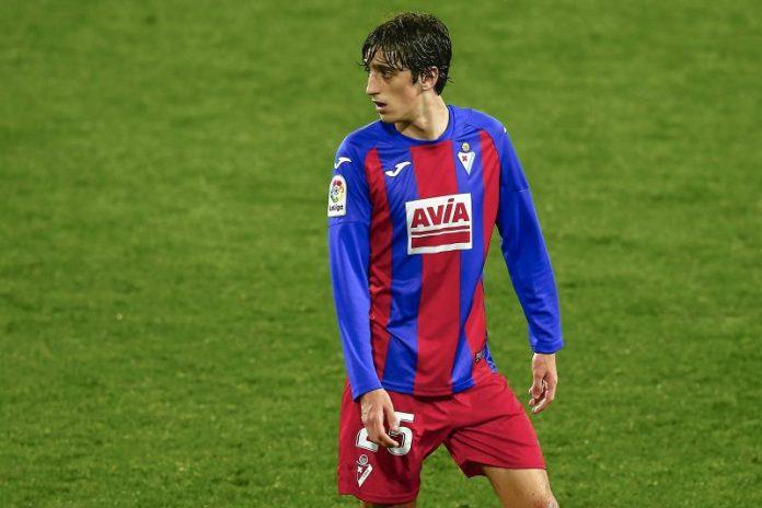 Joan Laporta quiere a Bryan Gil en el FC Barcelona