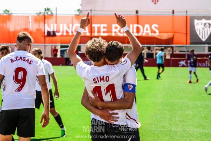 La victoria del Sevilla Atlético frente al Yeclano Deportivo, en fotos