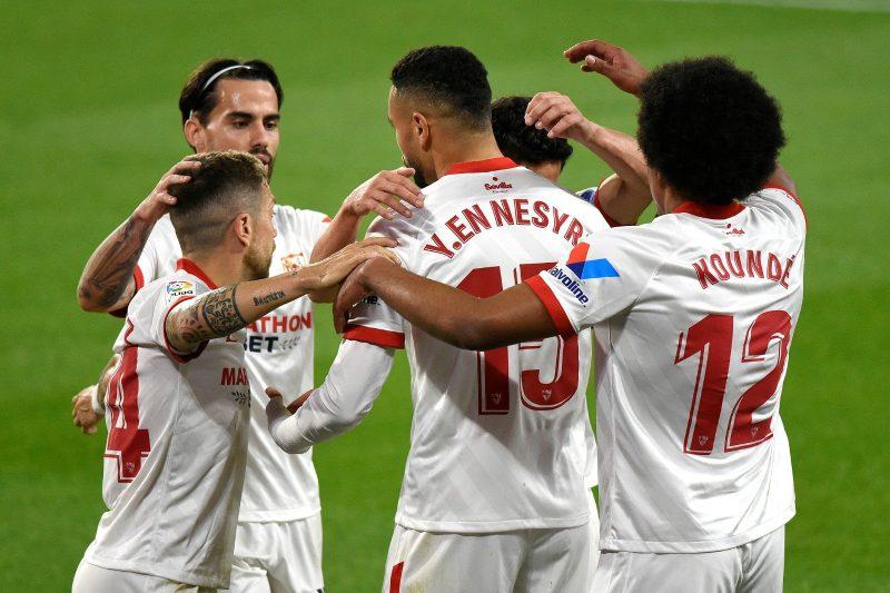 en-nesyri noticias sevilla fc noticias champions LaLiga Santander