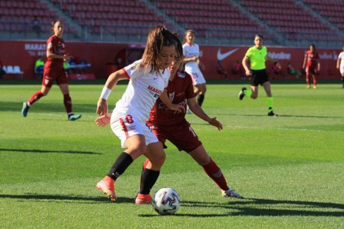 Reparto de puntos agridulce entre Sevilla FC y EDF Logroño