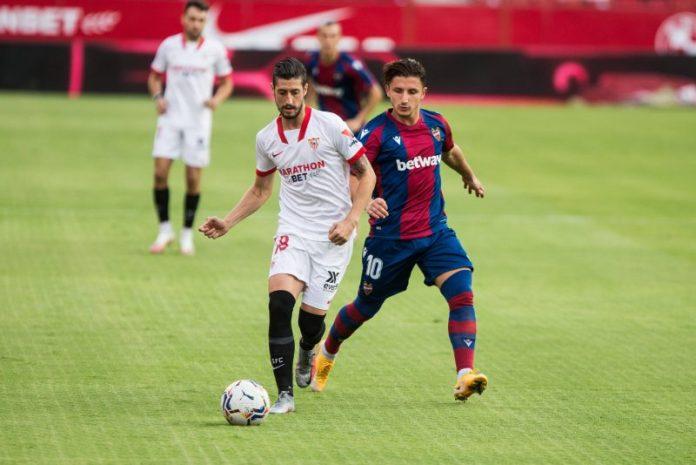 Escudero regresa a la convocatoria del Sevilla FC