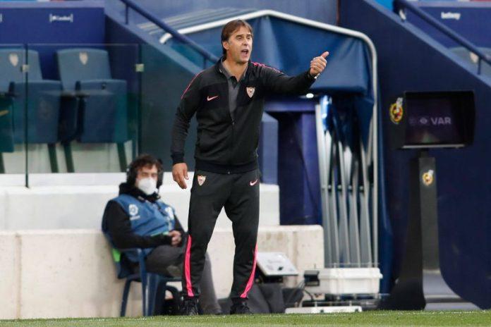 Julen Lopetegui real madrid Sevilla FC granada cf