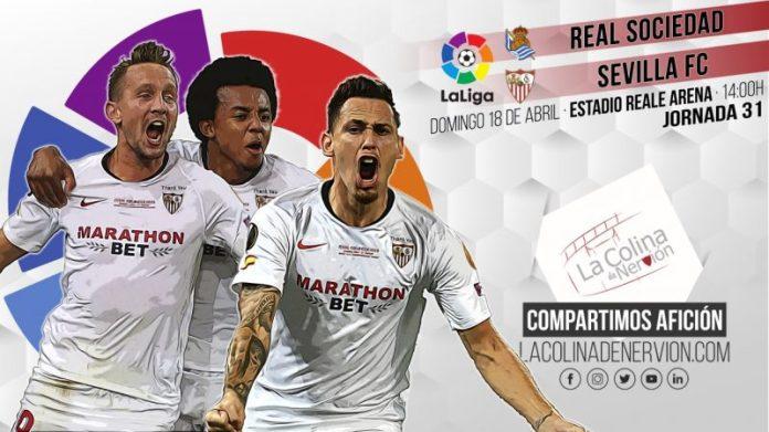 San Sebastián, la puerta del Sevilla FC para seguir soñando