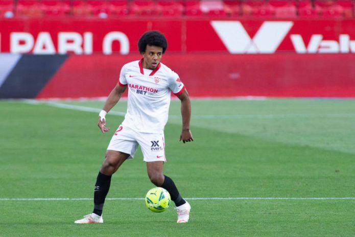 Jules Koundé, baja casi segura para el Sevilla FC-Athletic