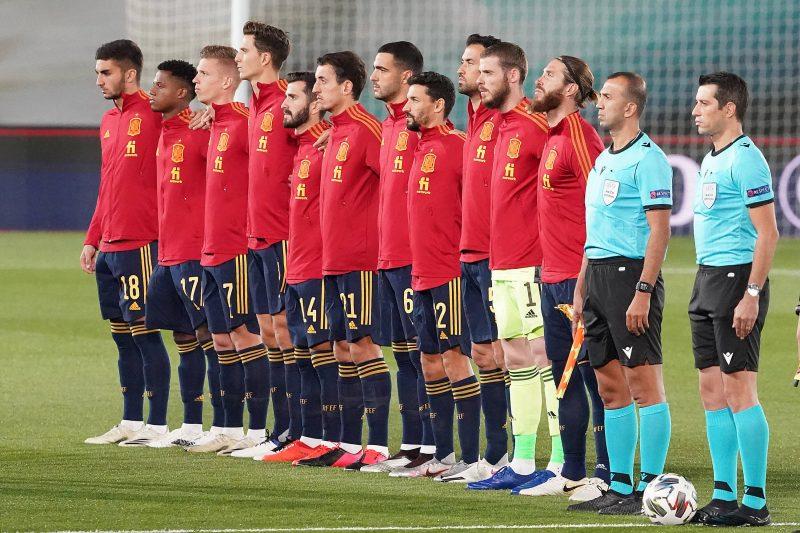 partidos selección española cuándo juega España