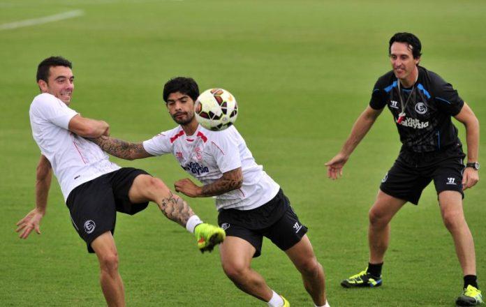 Unai Emery, sobre Iago Aspas: «No supe sacarle provecho en el Sevilla»