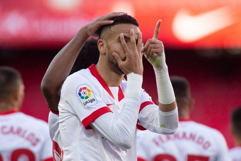 fútbol tv hoy partido valencia cf en-nesyri youssef sevilla fc noticias records partido